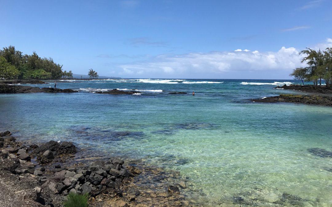 Big Island Hilo – my favorite beach