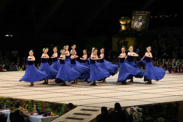 Pau Merrie Monarch