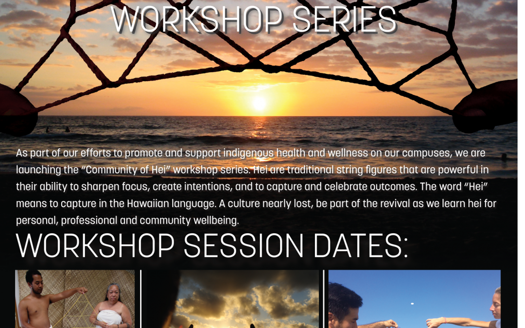 Hui Kamaʻilio and Hei Workshop