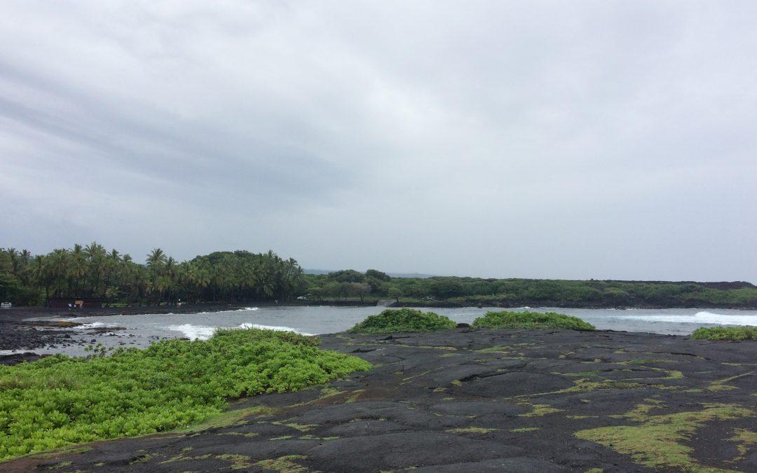 Punaluʻu trip!
