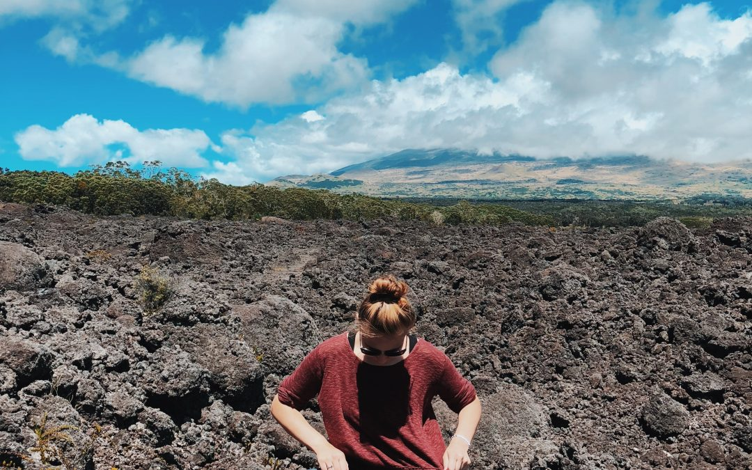 Writing & Grammar Level 4 student blog : Puʻu ʻŌʻō Trail on Big Island