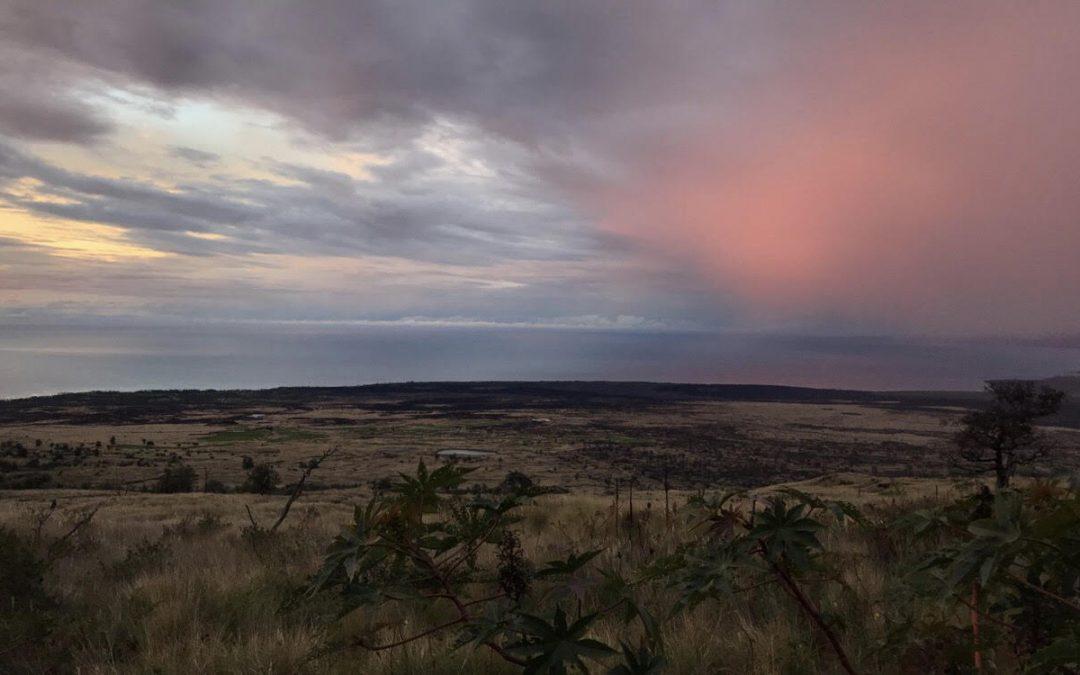 IEPレベル4の英文ブログ: 私のハワイ島留学