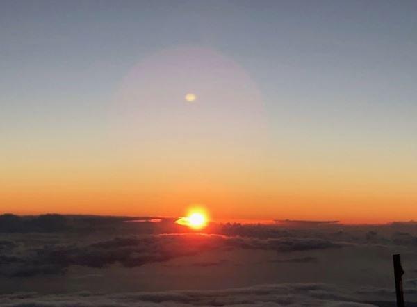 IEPレベル4の英文ブログ: ハワイ島マウナケア