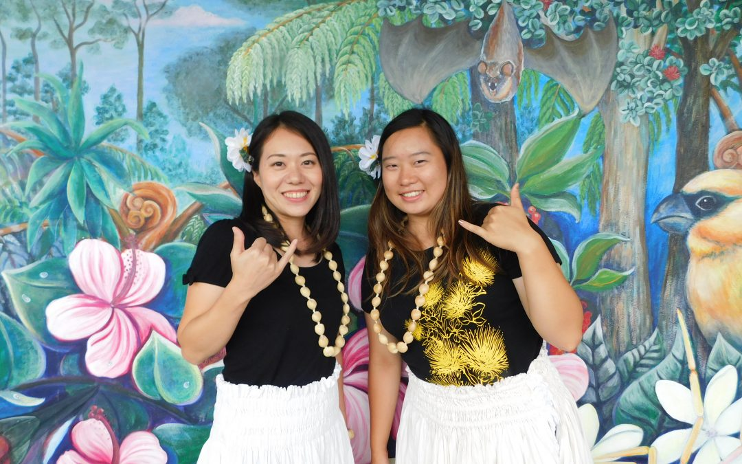 Writing & Grammar Level 4 student blog: IEP hula class