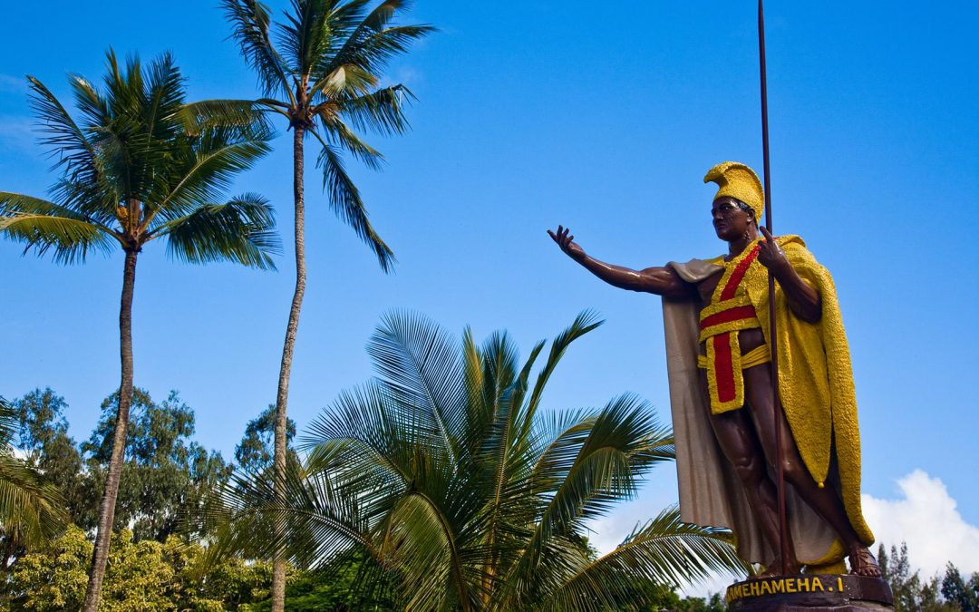 Writing & Grammar student blog: King Kamehameha Day